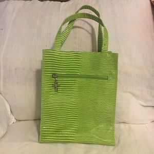 Lime Green Bible Bag